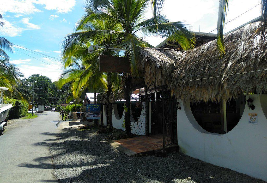 Die Casa Verde Lodge in Puerto Viejo de Talamanca.