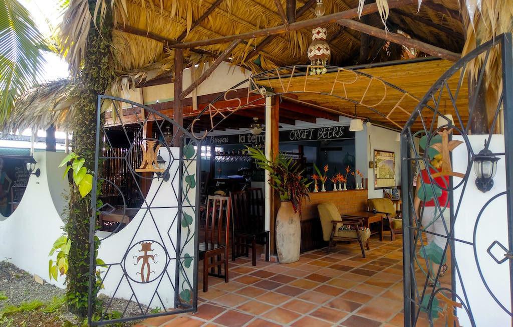 Das La Terraza ist direkt im Casa Verde.