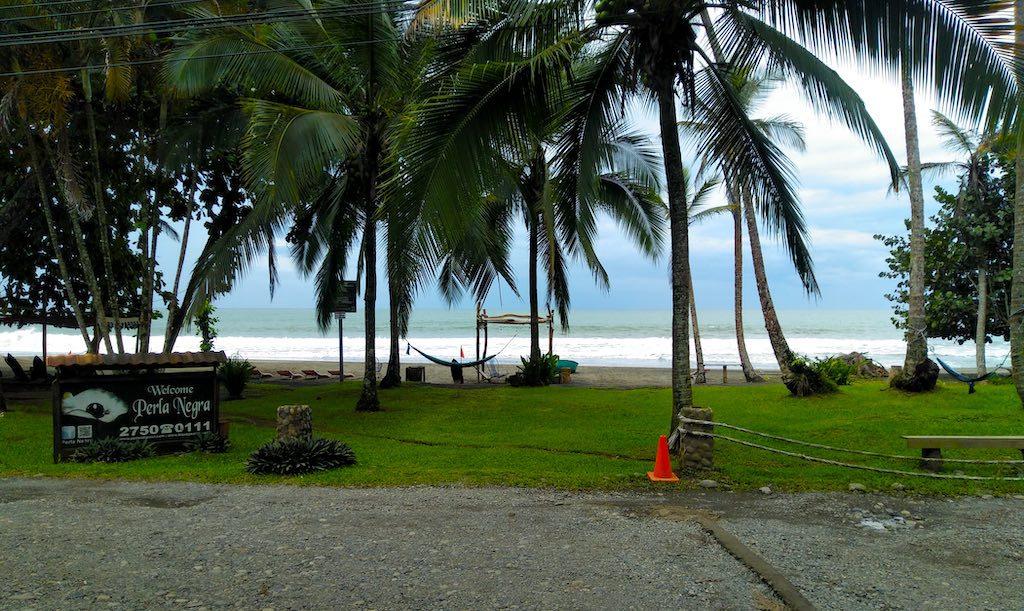 Die Lage am Strand ist mit Abstand das Beste, was wir über das Perla Negra berichten können.