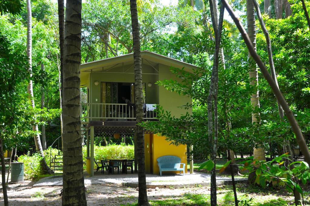 Unser Baumhaus im Puerto Barillas.