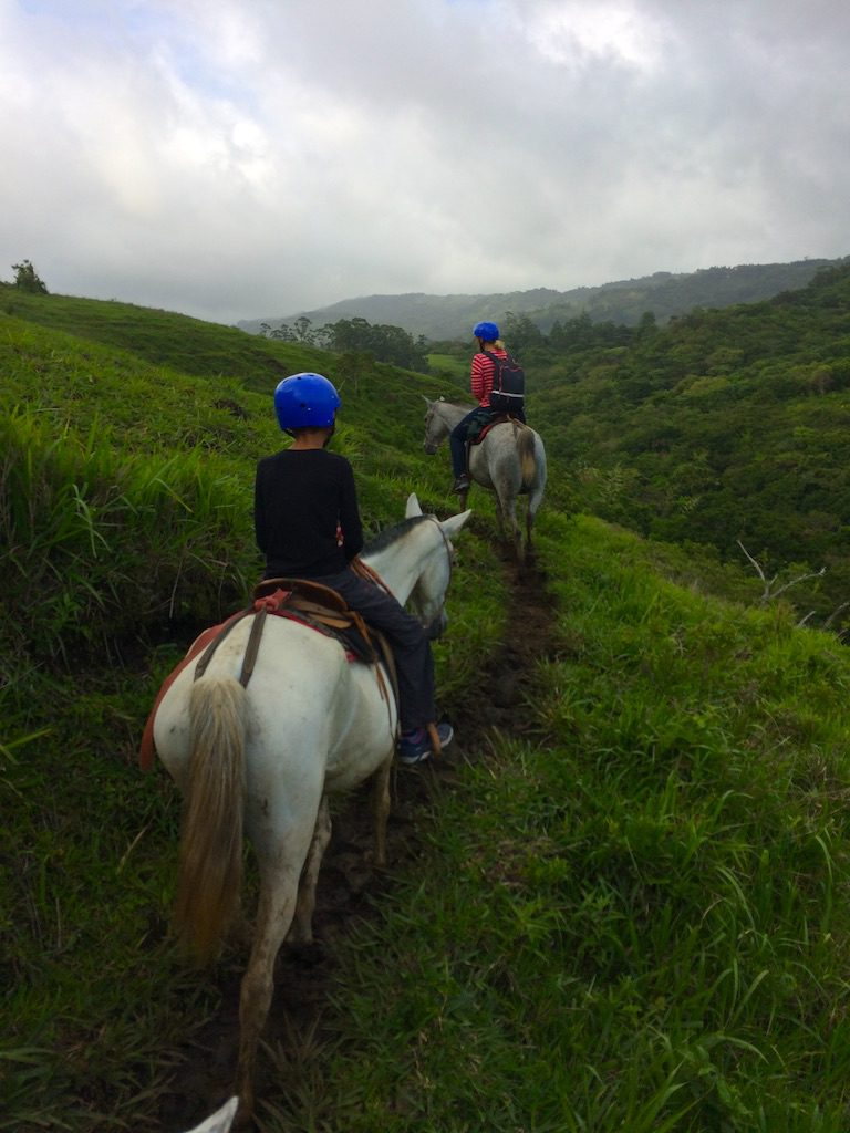 Reittour durch Monteverde.
