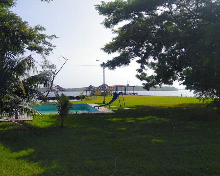 Eigentlich ein Ort mit viel Potential: Das Hotel Solisal auf der Halbinsel San Juan del Gozo in El Salvador.